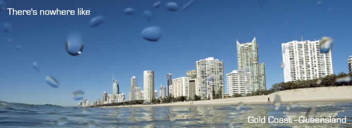 Visit beautiful Gold Coast for your next holiday