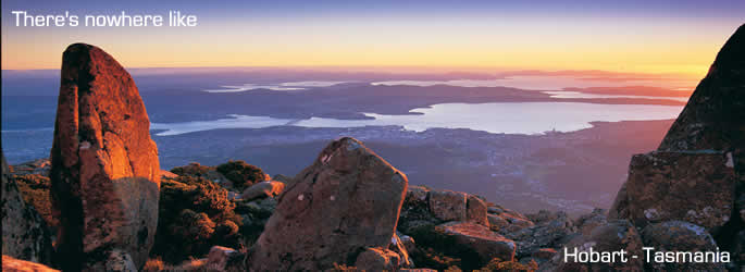 Hobart Accommodations and hotels TAS