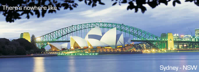Visit beautiful Sydney for your next holiday