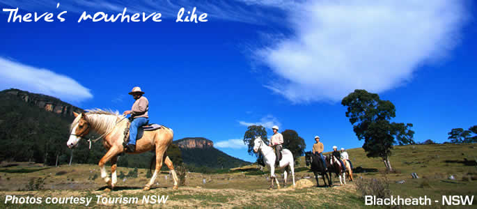 Visit New South Wales for a great holiday experience