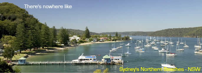 Come and holiday in  - Sydney Northern Beaches