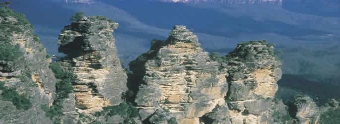 3 Sisters - Blue Mountains NP. NSW