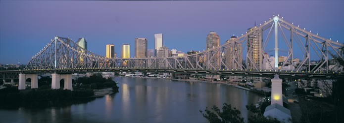 Brisbane - Capital of Queensland