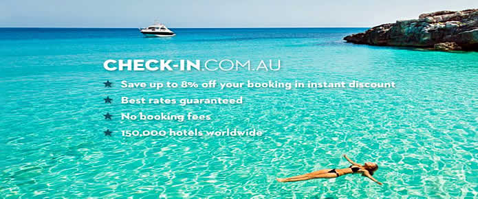 Great Deals on Australia & International destinations