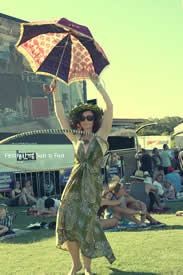 Coolum Beach - Golden Days Festival