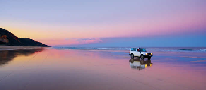 Fraser Island - Whitsundays Queensland