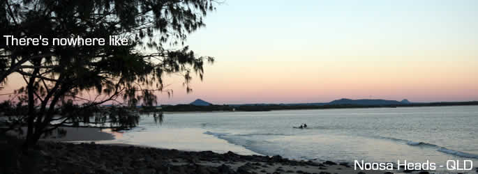 Visit beautiful Noosa Heads for your next holiday