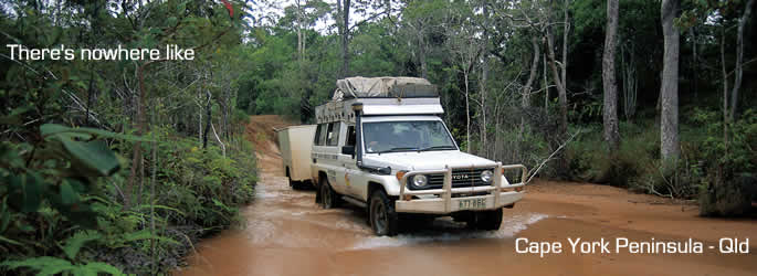 Travel Cape York Peninsula Qld