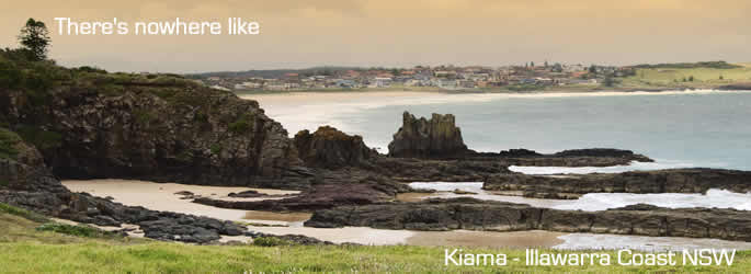 Kiama South Coast NSW