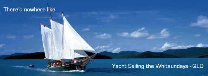 Yacht Charters Whitsundays Qld