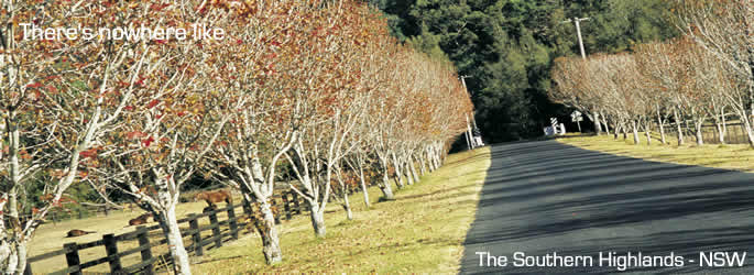 Getaway to the Southern Highlands in NSW