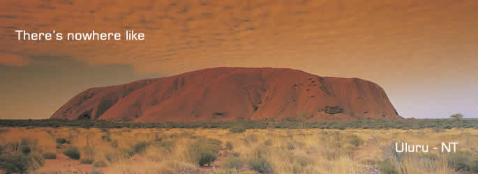 Come and holiday in Uluru NT