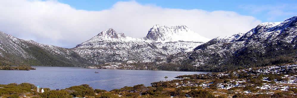 Cradle Mountain Tasmainia